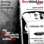 freethinking nyc, volume 24