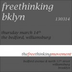 freethinking bklyn 130314
