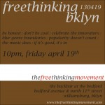 freethinking bklyn 130419