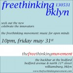 freethinking bklyn 130531
