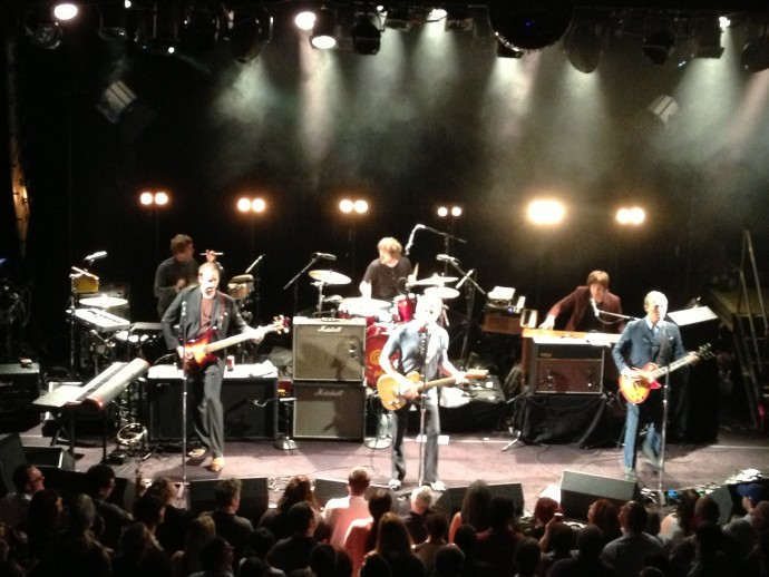 Weller in Brooklyn