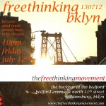 freethinking bklyn 130712